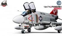 Zoukei-Mura SWS4808 F-4J Phantom II MARINES