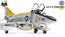 Zoukei-Mura SWS4809 F-4J Phantom II NAVY