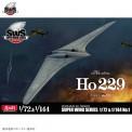 Zoukei-Mura SWS72-144-01 Horten Ho229 - 1:72 & 1:144
