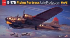 HK Model 01E030 B17G Flying Fortress Late Production