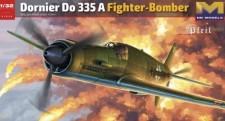 HK Models 01E08 Dornier Do 335 A Fighter Bomber
