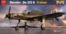 HK Models 01E09 Dornier Do 335 A-12 Trainer