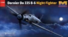 HK Model 01E21 Dornier Do 335 B-6 Nightfighter