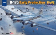 HK Model 01F001 B-17G Flying Fortress - Early Production