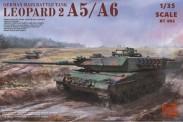 Border Model BT-002 Leopard 2A5/A6 Early & 2A5/2A6 Late