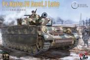 Border Model BT-008 Pz.Kpfw.IV Ausf.J Late