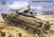 Border Model BT-012 Cruiser Tank Mk.VI Crusader Mk.III
