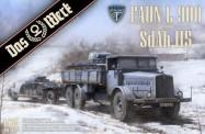 Das Werk DW35003 Faun L900 incl. SdAh 115