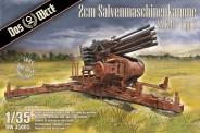 Das Werk DW35005 2cm Salvenmaschinenkanone