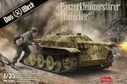 Das Werk DW35007 Panzerkleinzerstörer Rutscher