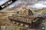 Das Werk DW35009 Pz.Kpfw.V Sd.Kfz. 171 Panther