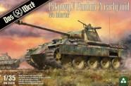 Das Werk DW35010 Pz.Kpfw.V Sd.Kfz. 171 Panther