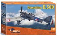 Dora Wings 32001 Dewoitine D.500