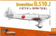 Dora Wings 32005 Dewoitine D.510J