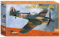 Dora Wings 48033 Miles M.9 Master Mk. I