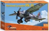 Dora Wings 72024 Westland Lysander Mk.III