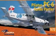 Dora Wings 72025 Pilatus PC-6 Turbo Porter