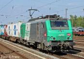 Mehano 34371 SNCF FRET E-Lok Serie BB 37000 Ep.5 AC