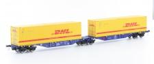 Mehano 58865 ITL Containerwagen 6-achs Ep.6