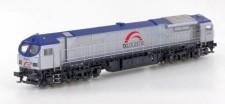 Mehano 58923 TX Logistik Diesellok Blue Tiger Ep.6