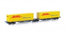 Mehano 58955 PKP Containerwagen 6-achs Ep.6