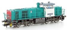 Mehano PI-MH90200DS SBB Cargo Italia Diesellok D100 Ep.6