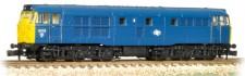Graham Farish 371-112 BR Diesellok Class 31 Ep.4