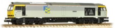 Graham Farish 371-356 BR Diesellok Class 60 Ep.5
