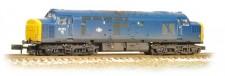 Graham Farish 371-455 BR Diesellok Class 37/0 Ep.4