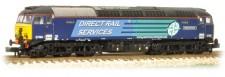 Graham Farish 371-657 DRS Diesellok Class 57/3 Ep.6