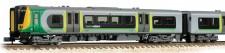 Graham Farish 371-702 LM Triebzug Class 350/1 4-tlg Ep.5/6