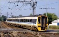 Graham Farish 371-850 RR Triebzug Class 158 2-tlg Ep.5