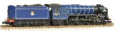 Graham Farish 372-800B BR Dampflok Class A1 Ep.6