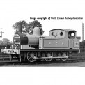 Graham Farish 372-828 Lined Green Dampflok E1 Class 2173 Ep.2