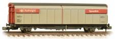 Graham Farish 373-601C BR Schiebewandwagen 2-achs Ep.4
