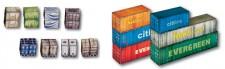 Heki 10650 Container und Stückgut