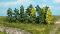 Heki 1231 25 Bäume sortiert 4-5,5 cm