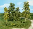 Heki 1672 15 Blätterbäume dunkelgrün