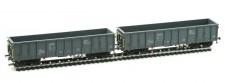 Albert Modell 500004 NHT offene Güterwagen-Set 2-tlg Ep.6
