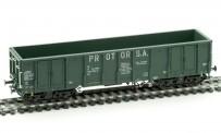 Albert Modell 597007 PROT offener Güterwagen 4-achs Ep.6