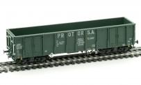Albert Modell 597008 PROT offener Güterwagen 4-achs Ep.6