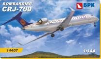 BPK 14407 Bombardier CRJ-700 Lufthansa