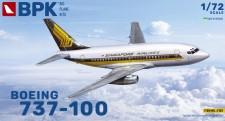 BPK 7201 Boeing 737-200 Piedmont Airlines