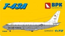 BPK 7205 Boeing T-43A USAF