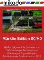 Mikado 0402 Märklin Edition 00 / H0