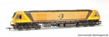 Murphy Models MM0210 IE Diesellok Class 201 Ep.4/5