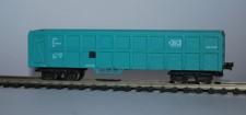 GooVer GM72002 SNCB offener Güterwagen 4-achs Ep.5