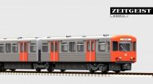 ZEITGEIST-Models 441002 HHA Triebwagen DT2 Ep.4/5