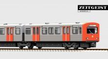 ZEITGEIST-Models 441012 HHA Triebwagen DT2.5E. Ep.4/5