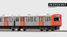 ZEITGEIST-Models 441013 HHA Triebwagen DT2.5E. Ep.4/5 AC